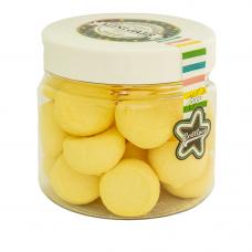 Marshmallow Mini Balls Yellow Sun, 200g