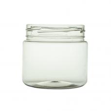 Round Jar 1l