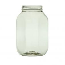 Square Jar 1l