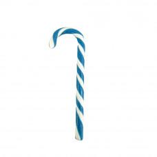 Light Blue Candy Canes, 10 Pieces