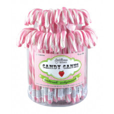 Pink Candy Canes, 72 Pieces