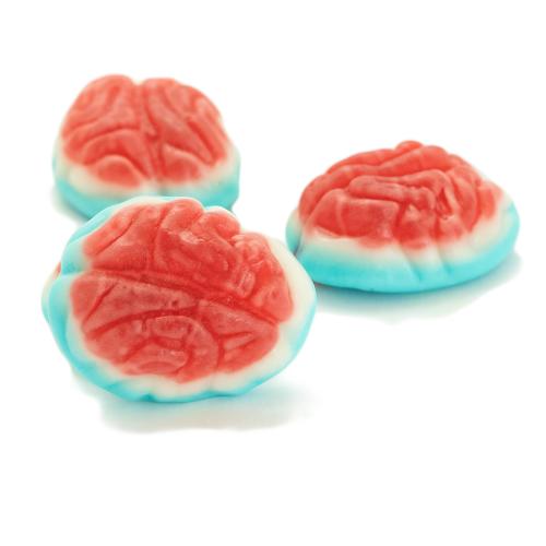 Filled Gummy Brains, 1kg
