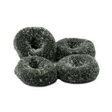 Sanded Licorice Rings, 2kg
