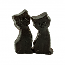 Salted Licorice Cats, 3kg