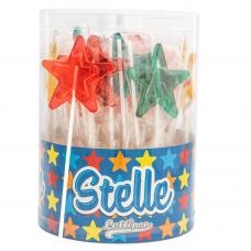 Jar Lolly Stars, 40 Pieces