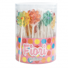 Jar Lolly Flowers - 50 Pieces