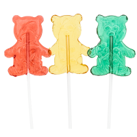 Lolly Bears, 10 Pieces