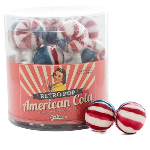Retro Pop American Cola, 20 Pieces
