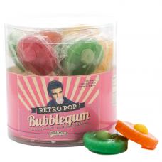 Retro Pop Bubblegum, 20 Pieces