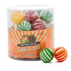 Retro Pop All Fruits, 20 Pieces