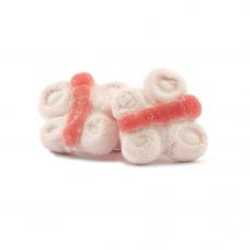 Marshmallow Pink Butterflies, 900gr