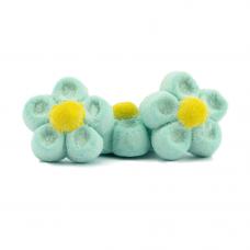 Marshmallow Light Blue Daisies, 900gr