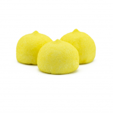 Marshmallow Balls Yellow, 900gr