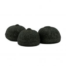 Marshmallow Balls Black, 900gr