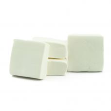 Marshmallow White Square, 1kg