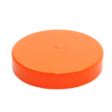 Flat Cap Orange 110mm
